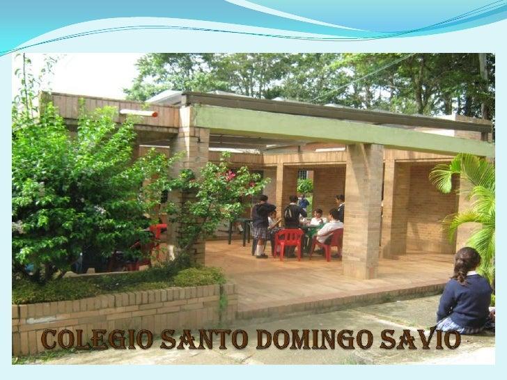 COLEGIO SANTO DOMINGO SAVIO<br />