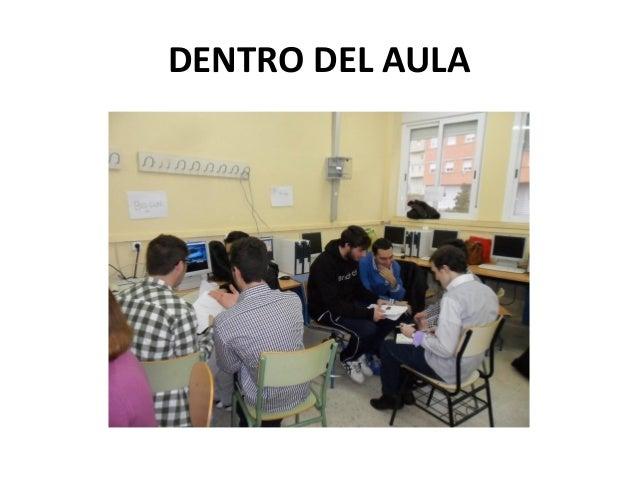DENTRO DEL AULA