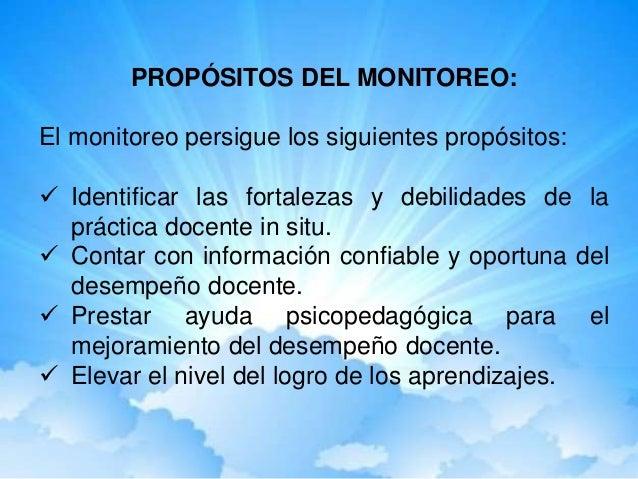 Socializacion Monitoreo Previsto Slide 3