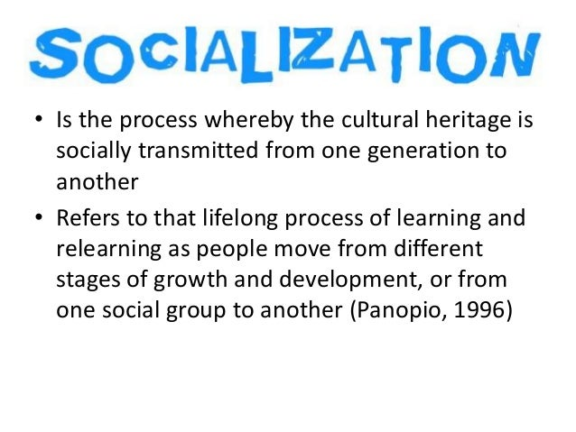 socialization and development Social and emotional development strong, positive relationships help children develop trust, empathy, compassion and a sense of right and wrong starting from birth, babies learn who they are by how they are treated.