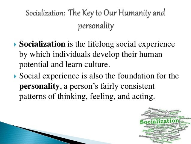 factors of socialization Socialization helps people learn to function successfully in their social worlds  many social factors affect the way a family raises its children.