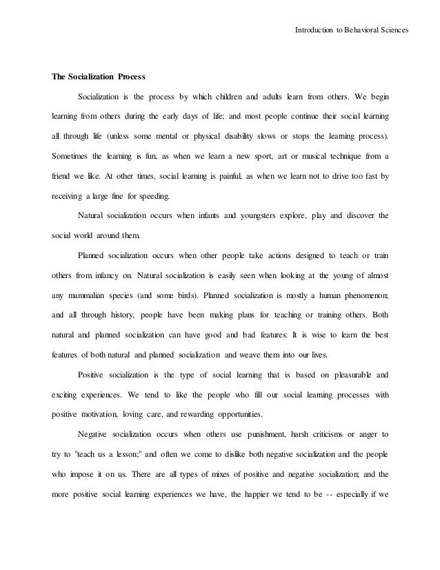Response Essay Thesis Political Socialization Essay Thesis Statement In A Narrative Essay also Process Paper Essay Political Socialization Essay  Political Socialization Essay On  Sample Business School Essays