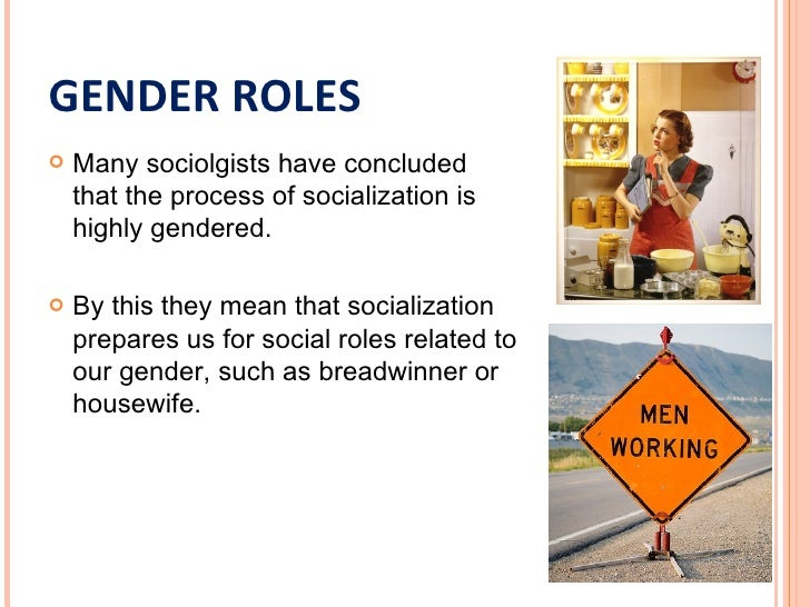 gender and media socialization