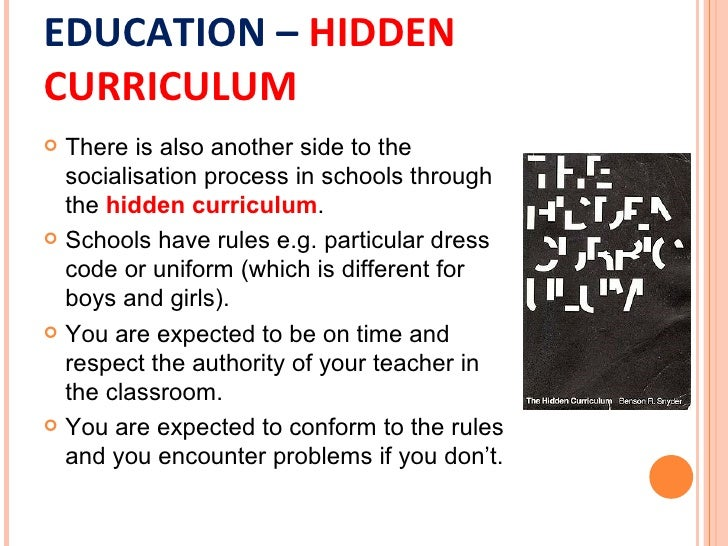 5 Ways the Hidden Curriculum is Affecting Your Students