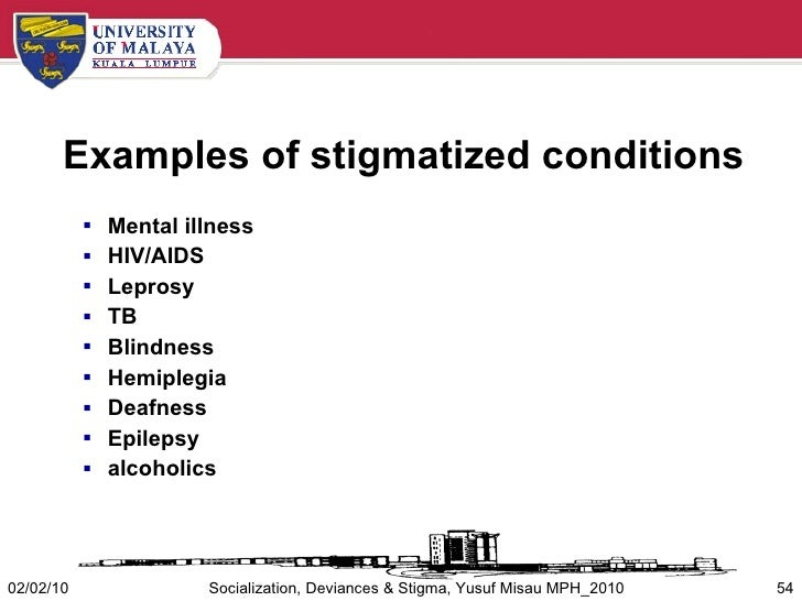 stigmatization of aids victims by the american society Stigmatization essay examples stigmatization of aids victims by the american society 2,729 words 6 pages the role of perceived danger of residents in.