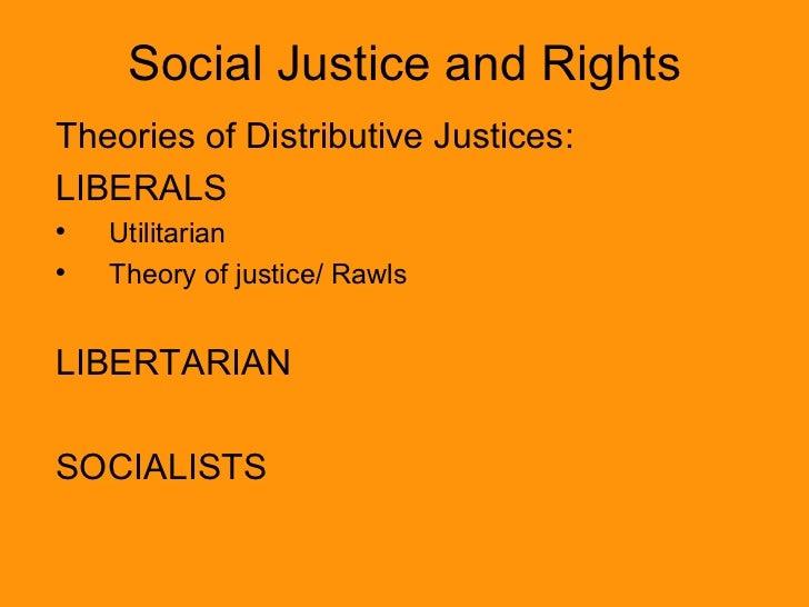 J rawls distributive justice and indira