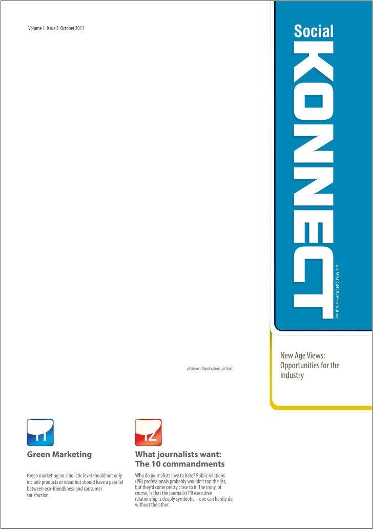 Social Konnect volume-1 Issue-3
