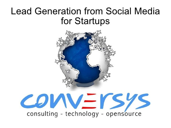 Lead Generation from Social Media for Startups