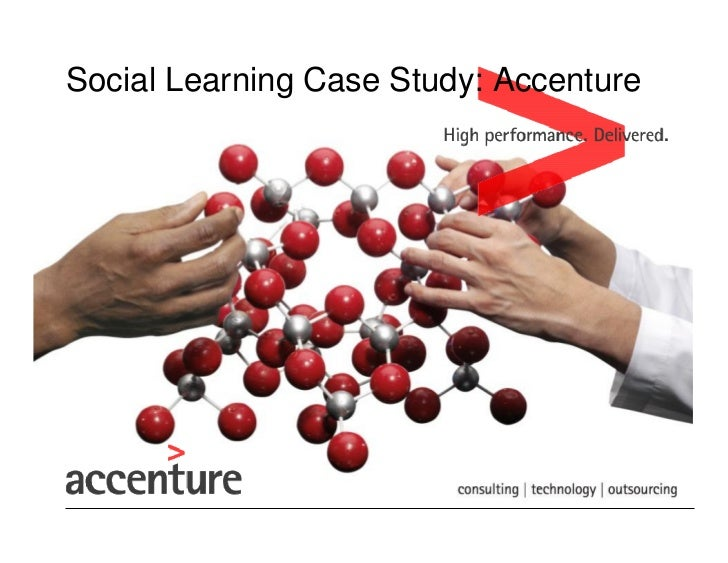 Social Learning Case Study: Accenture
