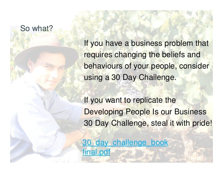 So what?Click to edit Master text stylesBody Copy goes here. Typeface is Arial. business problem that                     ...