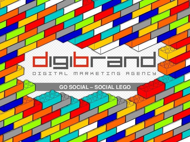 GO SOCIAL – SOCIAL LEGO