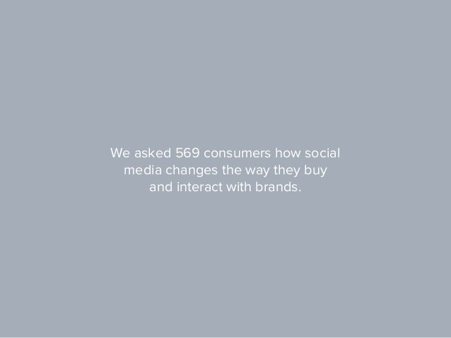 The Social Lifecycle: Consumer Insights to Improve Your Business Slide 2