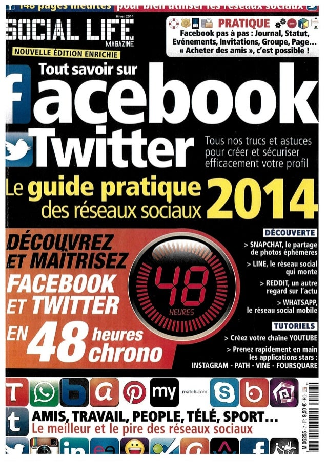 """Social Life Magazine - Interview : """"Comment les réseaux sociaux influencent l'économie ? """""""