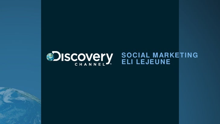 SOCIAL MARKETING ELI LEJEUNE