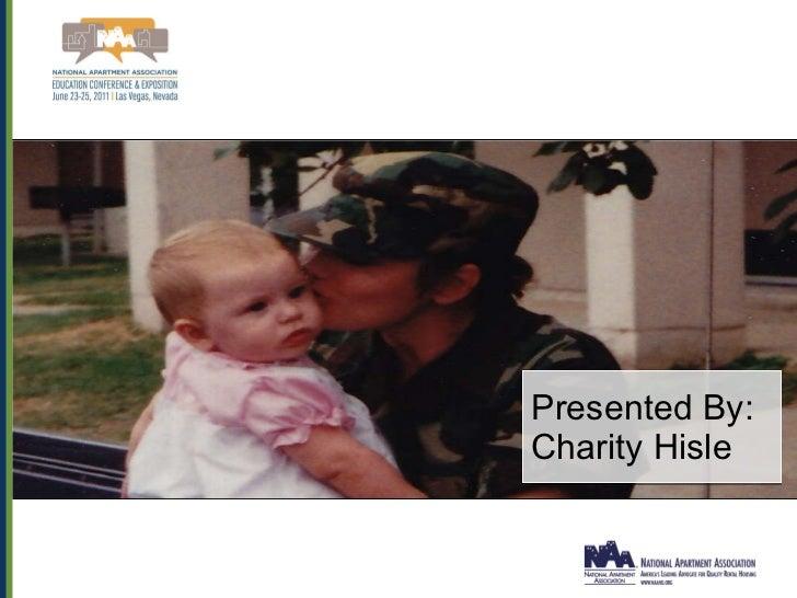 Social Media Markting for Military Housing: Presented at NAA 2011 Slide 2