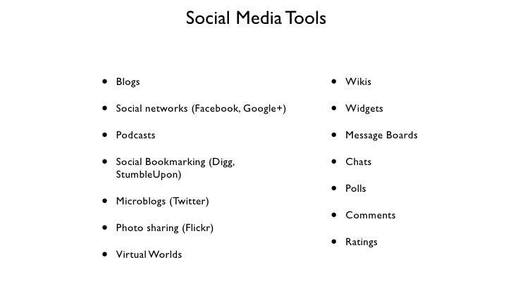 Social Media & Journalism (Pt. I) - Sept 2011 Slide 3