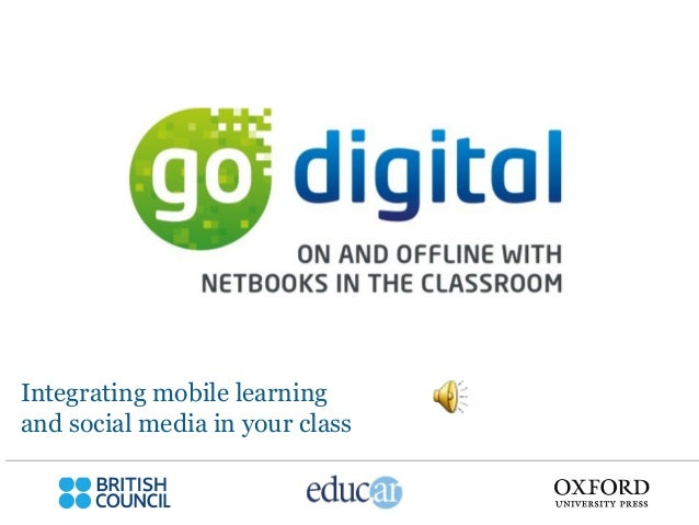 Integrating mobile learning and social media in your class
