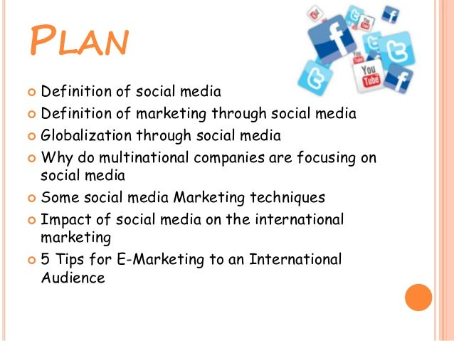 Social media marketing for Soil media definition