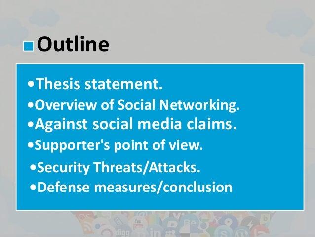 Advantages and disadvantages of social media Essay Sample