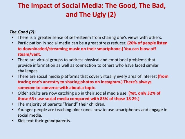 impact of social media on new
