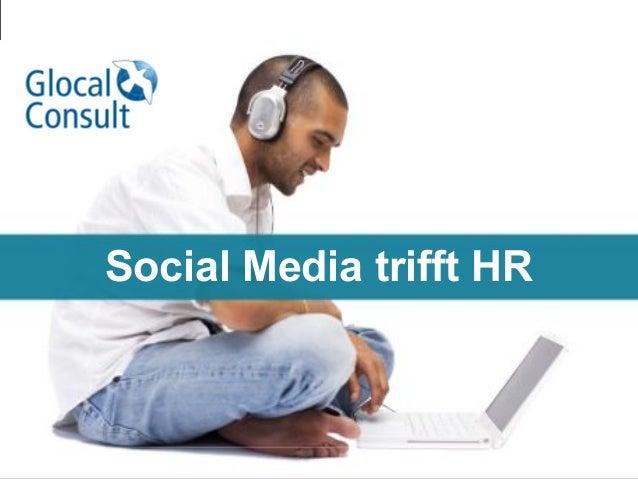 Social Media trifft HR