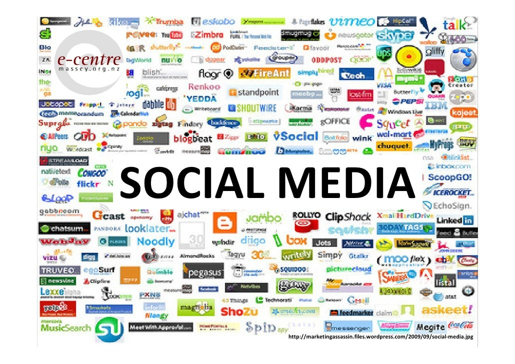 SOCIAL MEDIA<br />http://marketingassassin.files.wordpress.com/2009/09/social-media.jpg<br />