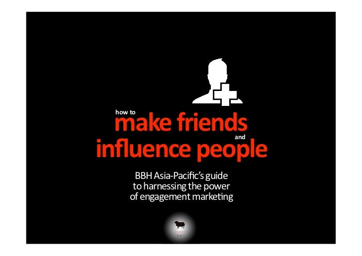 makefriends howto                                           influencepeople                                     and  ...
