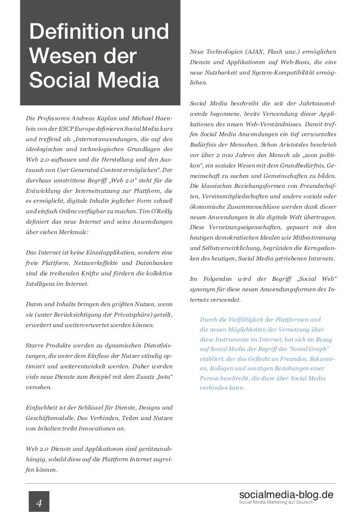 Social media monitoring definition funktionsweise und for Soil media definition