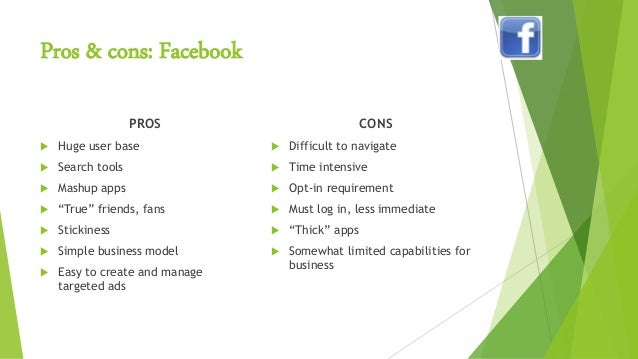 how might knowing the advantages and disadvantages of social media alter how a person might use soci A person knowing these advantages and disadvantages will cause them to use certain social media sites either more or less it also lets an individual decide which sites they may want to use, as well as what they will put on these sites.