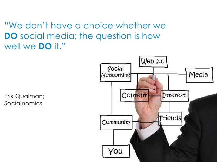 Social Media - Sinnleeres Geplapper oder sinnvolle Dialoge? Slide 3