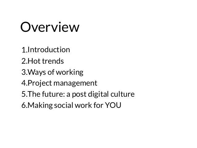 Social Media - The Art of Digital Storytelling Slide 2