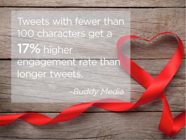 Eight Ways to Get More Love on Social Media Slide 2