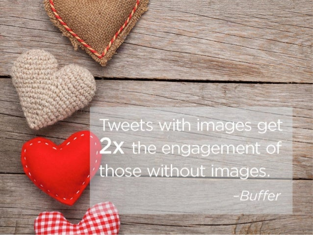 Eight Ways to Get More Love on Social Media Slide 3