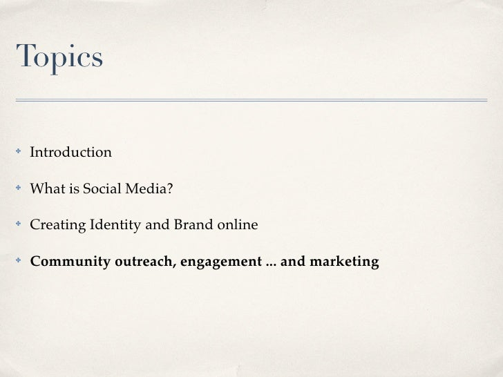 THE ONLINE OBJECTIVE                 Influence               Authority           p          to           e                ...
