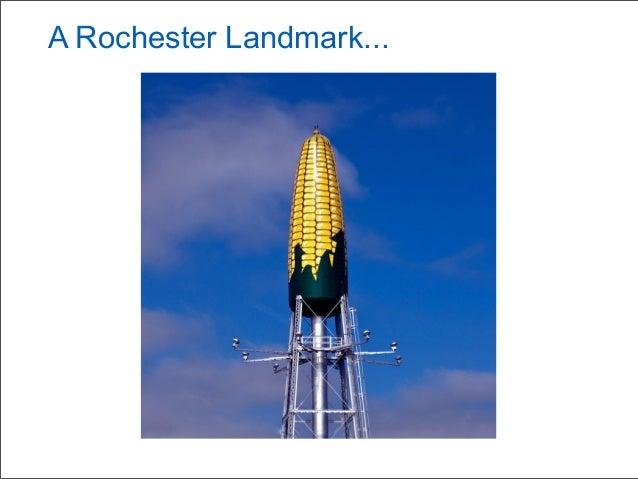 A Rochester Landmark...