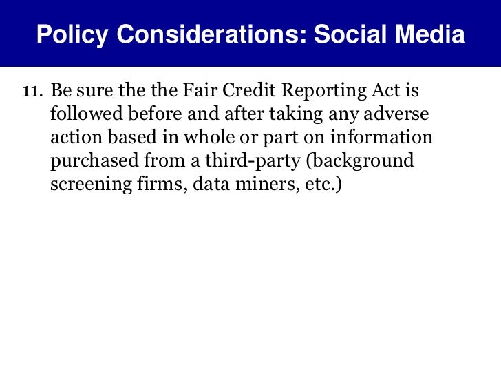 a report on the regulation of the information posted by the financial firms on social media Each workshop will run from 9 am to 2 pm and will include a networking  luncheon for  social media, email, cloud storage, device management, and  cybersecurity  employees of firms that are current members of the investment  adviser  for more information, contact iaa director of meetings & events lisa  gillette at.