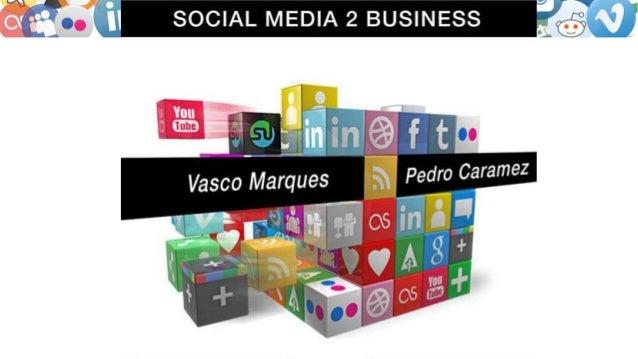 Workshop Redes Sociais - www.vascomarques.com