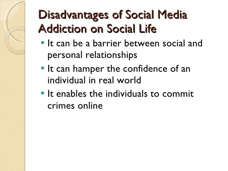 addiction and the media Is social media really as addictive as everyone says we examine the claims and  the reality of social media addiction and the efforts to curb it.