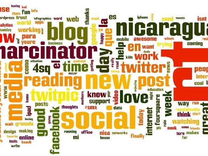 What is Social Media?     2   Marcella Chamorro