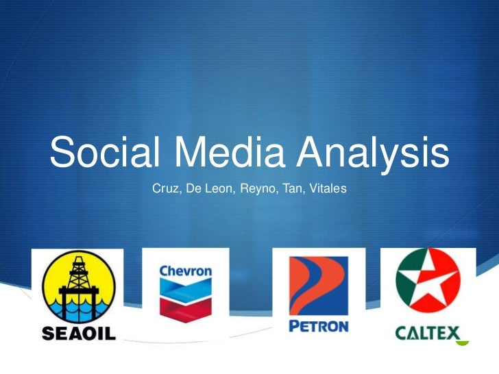 Social Media Analysis<br />Cruz, De Leon, Reyno, Tan, Vitales<br />