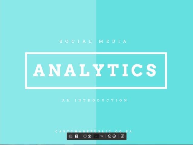 Khumo Seema - Social media analytics