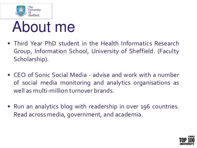 Social Media Analytics Lecture Slide 2