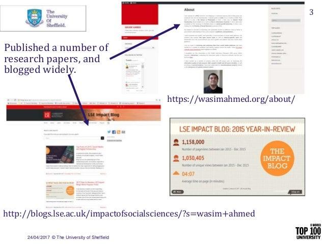 Social Media Analytics Lecture Slide 3