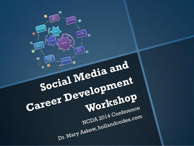 Social Media and Career Development Workshop