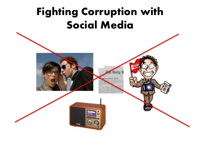 Fighting Corruption with      Social Media
