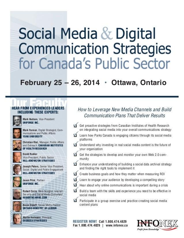 Social media and digital communication strategies for