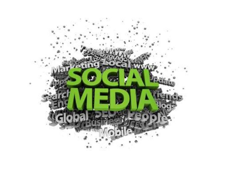 •   Social media is often the first point of contact by people using internet.    (socialmediainfluence.com)•   Social Med...