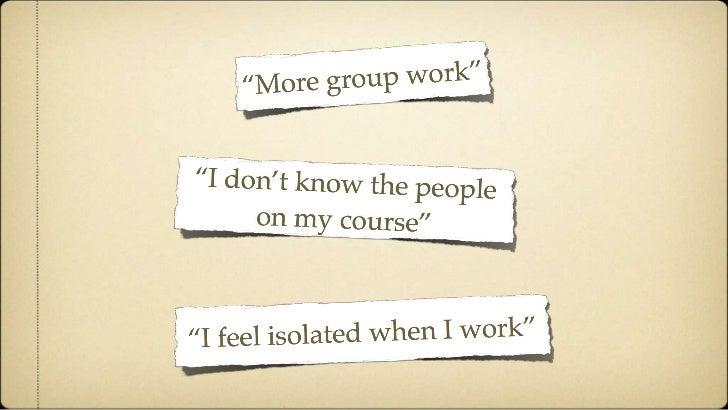 Using Social Media for Peer Feedback in a Translation Class Slide 2