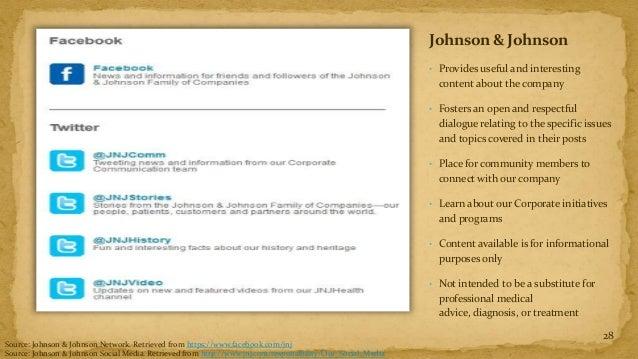 Johnson & Johnson                                                                                                         ...