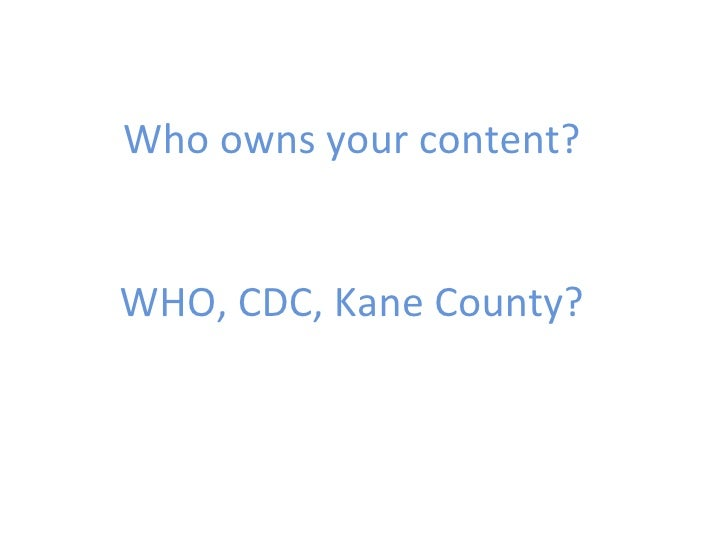 Social Media And Public Health Communication (no formatting)